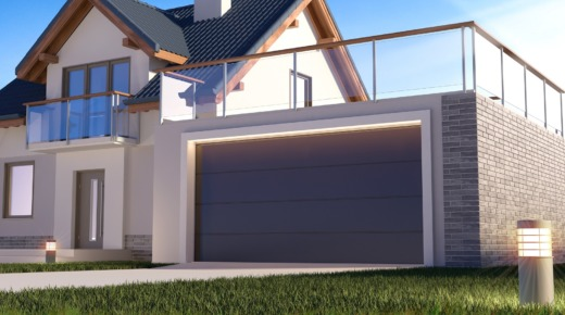 montaż bramy garażowej