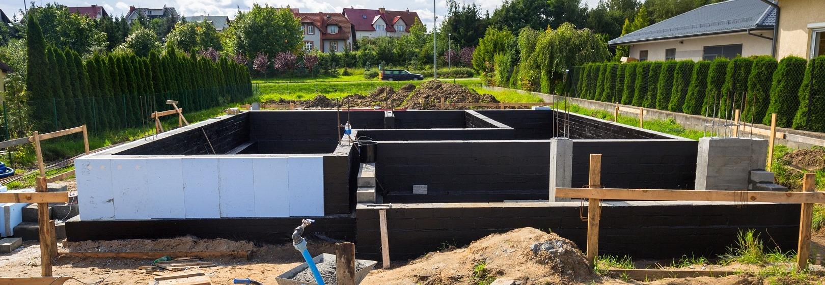 Ile kosztuje wykonanie fundamentu?