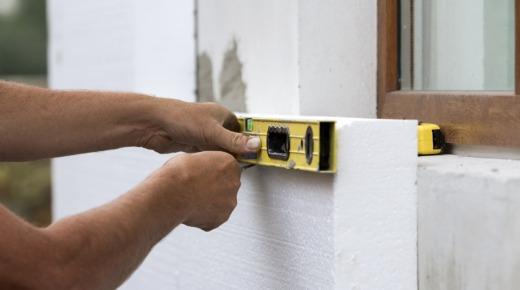 Ocieplenie ścian zewnętrznych