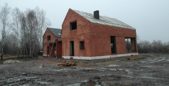 Budowa na zimę