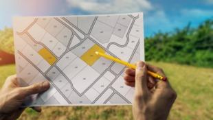 sprawdzanie działki budowlanej na mapie