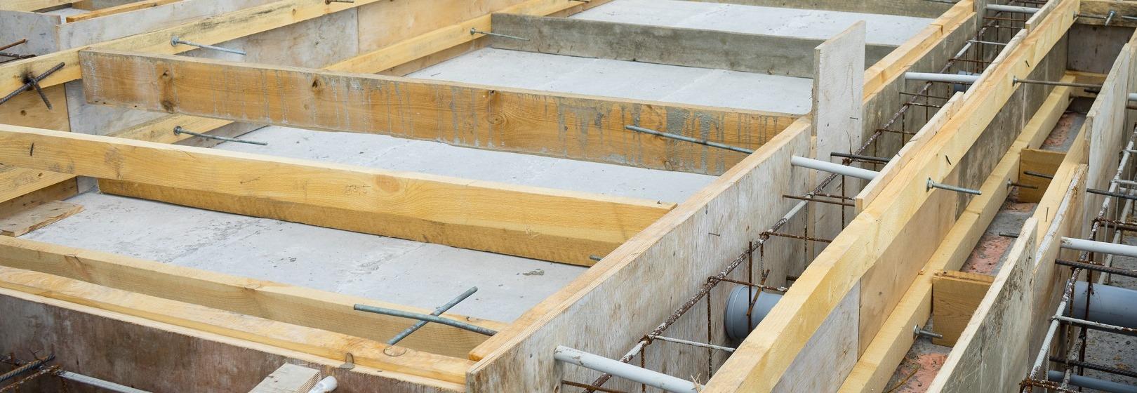 fundamenty pod dom