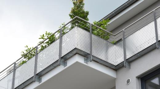 balkon w domu