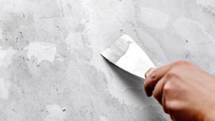 wyrównanie ścian przed malowaniem