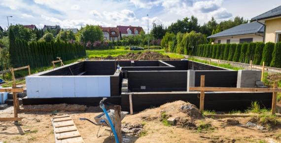 fundamenty nowego domu