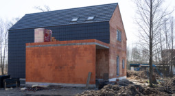 dom w stanie surowym zamkniętym
